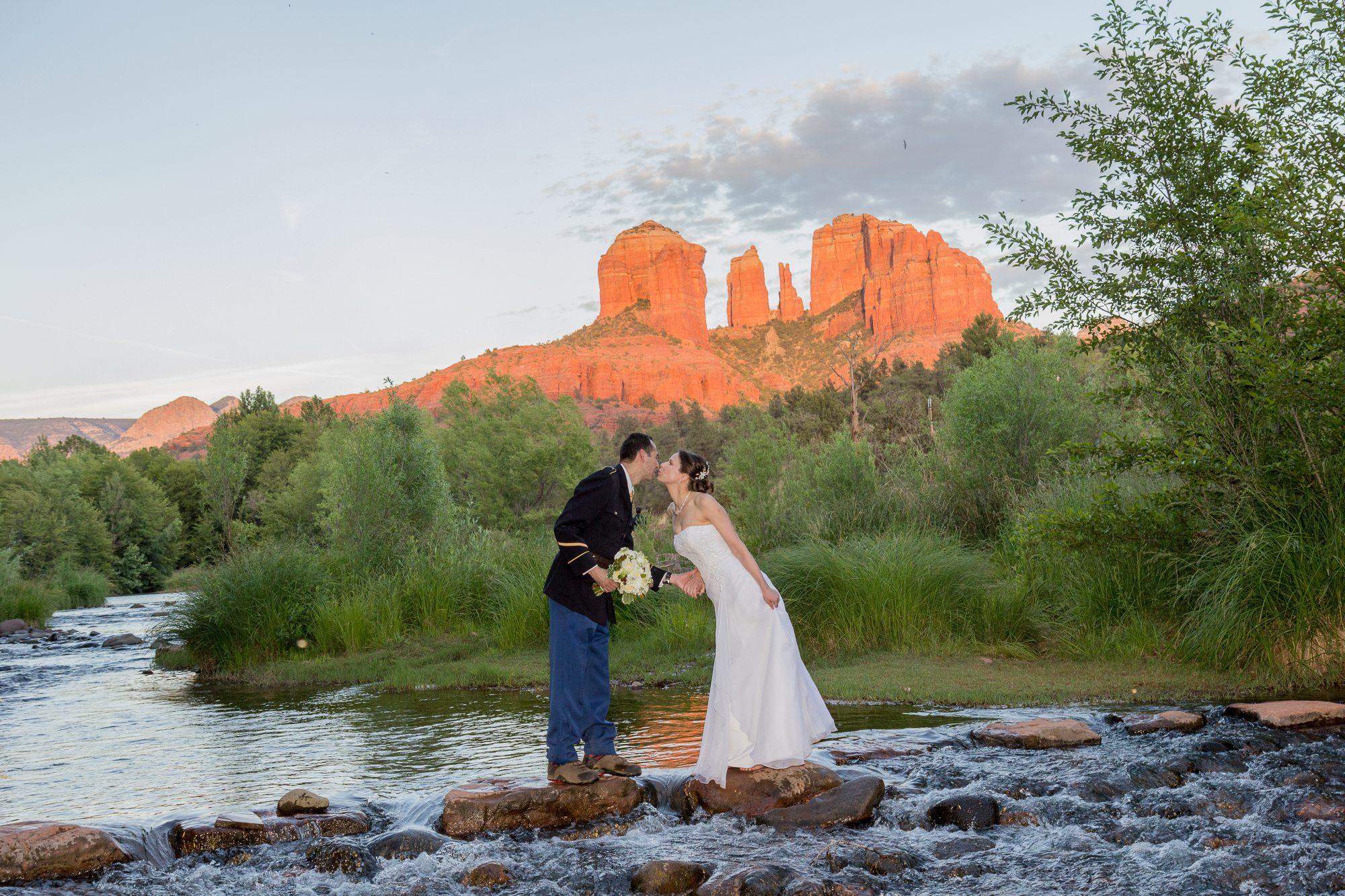 Crescent Moon Ranch Wedding in Sedona